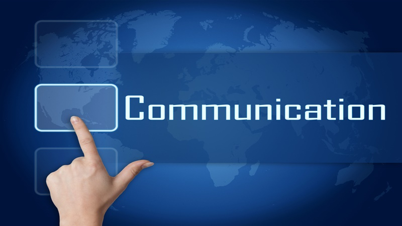 communication in web design
