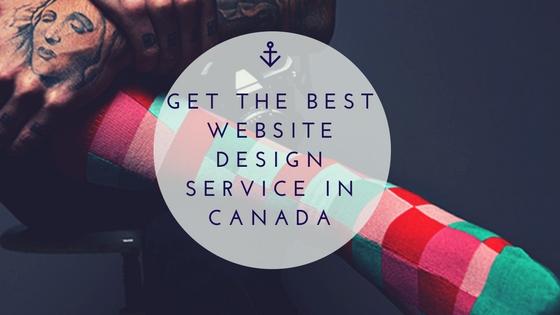 Get the Best Website Design Service in Canada